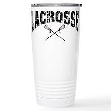 Unique Lacrosse Travel Mug