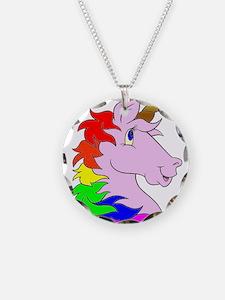 Unicorns Rule! Necklace