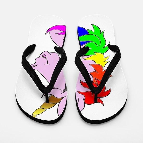 Unicorns Rule! Flip Flops