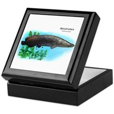 Arapaima Keepsake Box