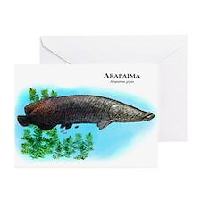 Arapaima Greeting Cards (Pk of 10)