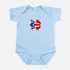 Puerto Rico - PR - Coqui Infant Bodysuit
