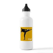 iFight (orange) Water Bottle