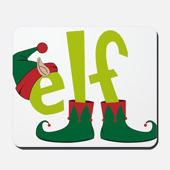 Elf Mousepad
