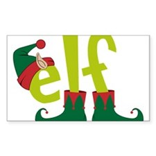 Elf Decal