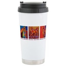 Cute Color energy Travel Mug