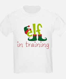 Elf In Training T-Shirt