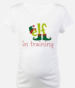 Elf In Training Shirt