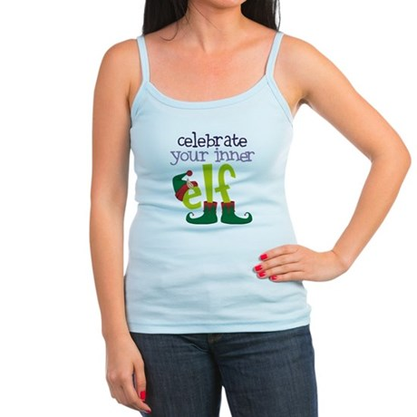 Celebrate Jr. Spaghetti Tank