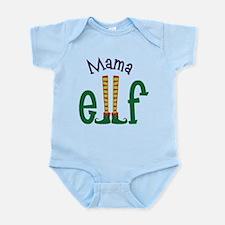 Mama Elf Infant Bodysuit