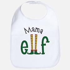 Mama Elf Bib