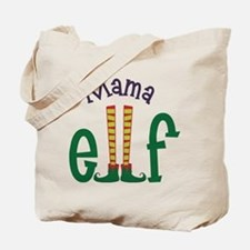 Mama Elf Tote Bag