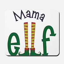 Mama Elf Mousepad