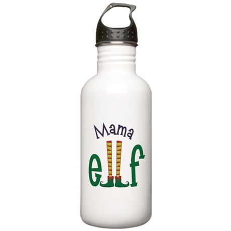 Mama Elf Stainless Water Bottle 1.0L