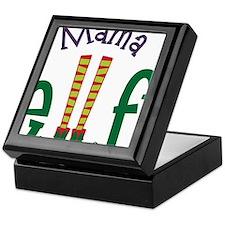 Mama Elf Keepsake Box