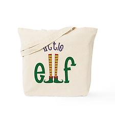 Little Elf Tote Bag
