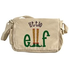 Little Elf Messenger Bag