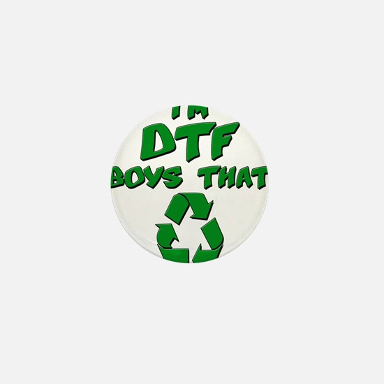 DTF recycle Mini Button (100 pack)