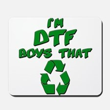 DTF recycle Mousepad