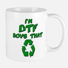 DTF recycle Mug