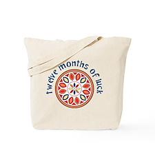 Twelve Months Tote Bag