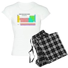 Periodic Table of Start-Up Elements Pajamas