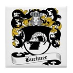 Buchner Coat of Arms Tile Coaster