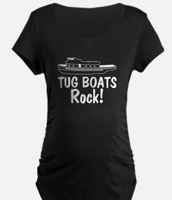 Tug Boats Rock T-Shirt