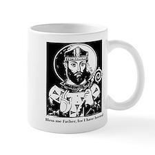 St. Arnulf the patron saint of beer Small Mug