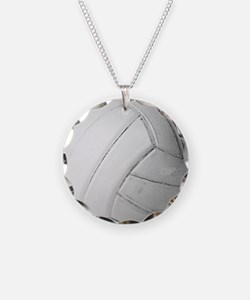 Cute Volleyball Necklace