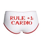 Rule #1 Women's Boy Brief