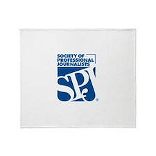 Classic SPJ Throw Blanket