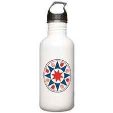 Eight Pointed Star Water Bottle