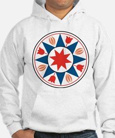 Eight Pointed Star Hoodie