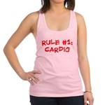 rule #1.png Racerback Tank Top