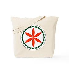 Rosette Hex Sign Tote Bag