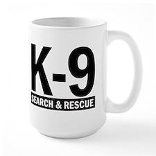 Search and Rescue K9 Team SAR Mug