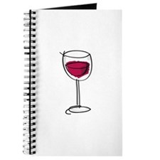 Glass Of Wine Journal