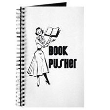 LIBRARIAN / LOCAL BOOK PUSHER Journal