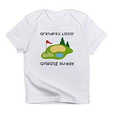 Personalized Golfing Buddy Infant T-Shirt
