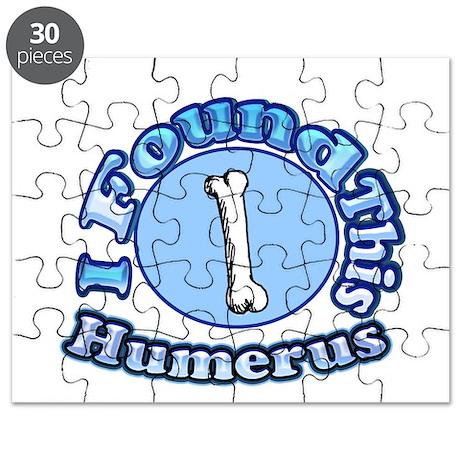 I Found This Humerus 2 Puzzle