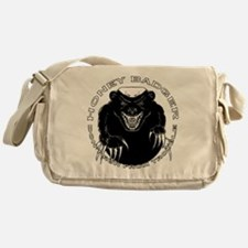 Honey badger Messenger Bag
