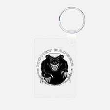 Honey badger Keychains