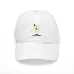 Gone Fishing Baseball Cap