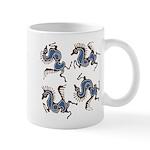 Deer in the Vineyard Mug