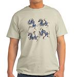 Deer in the Vineyard Light T-Shirt