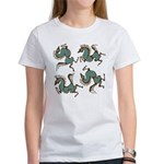 Deer in the Vineyard Women's T-Shirt