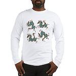 Deer in the Vineyard Long Sleeve T-Shirt