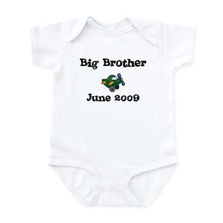 Big Brother June 2009 Infant Creeper