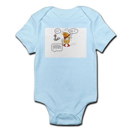 The murder of the Twinkie Infant Bodysuit
